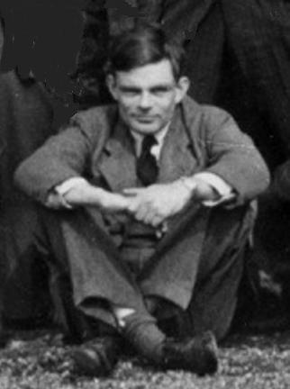 El papá de la informatica…. Alan Turing